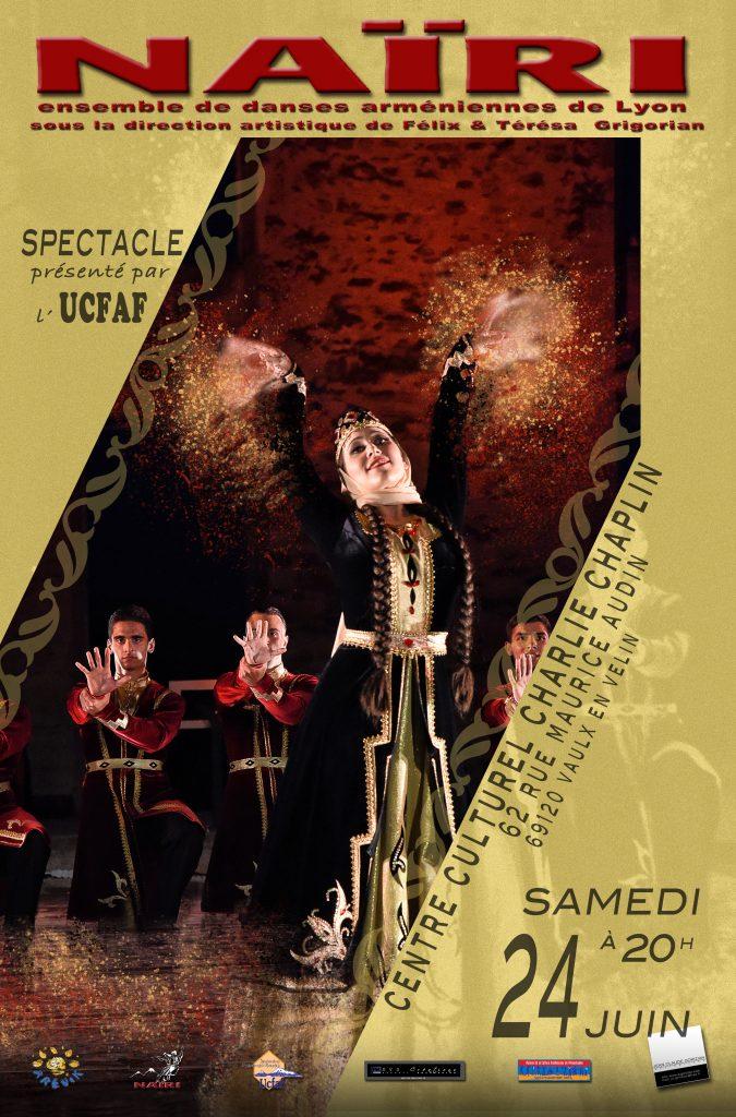 Spectacle NAÏRI à Vaulx en Velin @ Centre Culturel Charlie Chaplin | Vaulx-en-Velin | Auvergne-Rhône-Alpes | France