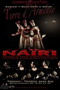 Terre d'Arménie - Clamart - Ensemble de danse Nairi